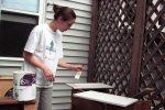 Malowanie stolarki okiennej i drzwiowej